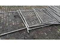 🌞 HERAS FENCE W 3450mm X 2000mm H COLLECTION ONLY!!