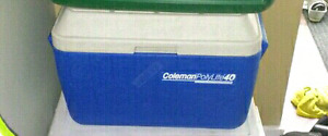 Coleman camping cooler $20 takes