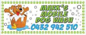 MARK'S MOBILE DOG WASH Port Germein Mount Remarkable Area Preview