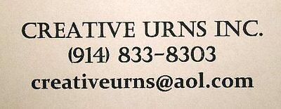 Creative Urns