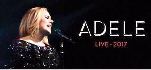 Adele Live 2017 tickets Coburg Moreland Area Preview