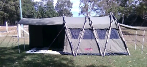 Aussie Outlaw RVS5 TENT & Aussie Outlaw RVS5 TENT | Camping u0026 Hiking | Gumtree Australia ...