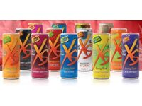 Experience the Amazing XS® Energy Drink!!