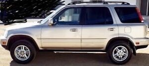 ***CAR STOLEN***2001 Honda CRV STOLEN Silver Color
