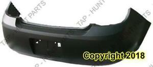 Bumper Rear Primed Base/Ls/Lt Model CAPA Chevrolet Cobalt 2005-2010