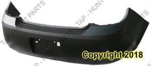 Bumper Rear Primed Base/Ls/Lt Model Chevrolet Cobalt 2005-2010