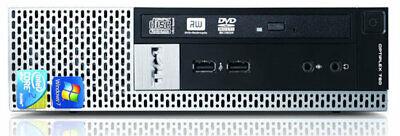 Dell PC USFF | Win10 | 4GB | 240GB SSD | WiFi | FAST | Intel 3.00