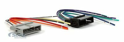 Scosche CR01B Aftermarket Stereo Wire Harness for 1984-01 Chrysler/Dodge/Jeep
