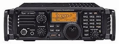 New Icom IC-7200 M 100W All Band HF +50 MHz (SSB / CW / RTTY / AM)  transceiver