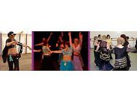 Belly Dance classes in Sunderland