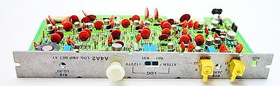 Hp A4a2 Log Amplifier Detector Assembly Board 85662-60132