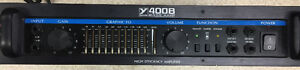 Yorkville 400B Bass Amplifier Head $199.99