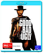 The Good The Bad And The Ugly Blu-ray Discs NEW