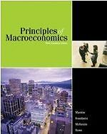 Principles of Macroeconomics : Third Canadian Edition