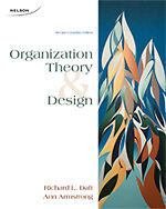 Organization Theory & Design 2nd Canadian Edition