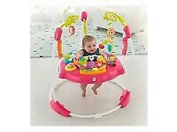 Fisher Price Jumperoo PINK Petals
