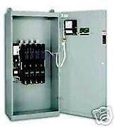 800 Amp Transfer Switch