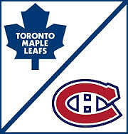 HOME OPENER 2 TORONTO MAPLE LEAFS VS MONTREAL TICKETS