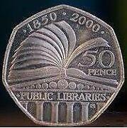 2000 50p Coin