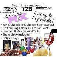 Lose Up To 15 POUNDS in 21 DAYS!!