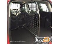 VW Passat 2000-2005 Estate Heavy Duty Mesh Head Rest Car Dog Guard Barrier