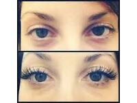 Individual eyelash extensions - Silk , Mink, 2D and 3D semi-permanent