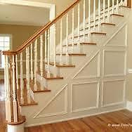 Finish Carpentry, Crown Moulding, Trim Work, and More. Kitchener / Waterloo Kitchener Area image 6