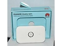 Huawei Mobile Wi-Fi modem E5573