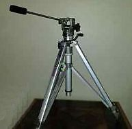 Vintage JVC Video Movie Camera Recorder & Professional Tripod West Island Greater Montréal image 2