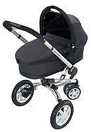 Pram and stroller - Quinny buzz (Grey)