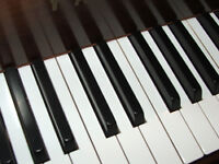 Piano Lessons in Your Home!!
