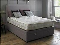 Duvalay double diamond-luxe mattress