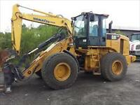 2008 CAT 930H Wheel Loader selling at Auction!