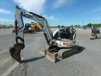 2011 Bobcat 425G Mini Excavator