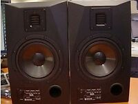 Adam Audio S2A Powered Studio Monitors Pair