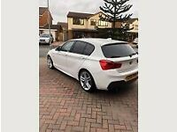 BMW, 1 SERIES, Hatchback, 2016, Semi-Auto, 1499 (cc), 5 doors