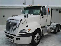 2010 International Prostar Tandem Highway Tractor