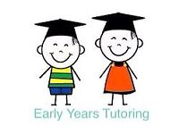 Early Years Tutoring