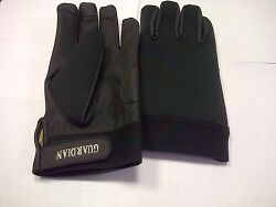 POLICE AND/ OR SECURITY -Neoprine Duty Gloves