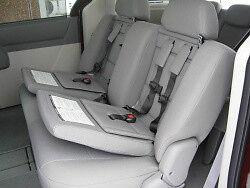 "2008 up Dodge Caravan ""Integrated"" child car seats Kitchener / Waterloo Kitchener Area image 1"