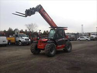2010 Manitou Telehandler selling by Auction!