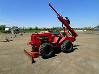 Ditch Witch Boring Machine selling by Auction!