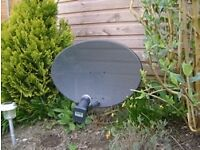 Sky dish for sale with LNB
