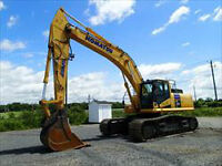 2014 Komatsu PC390LC-10 Excavator selling by Auction!