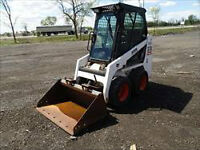 2011 Bobcat S70 Skid Steer selling by Auction!