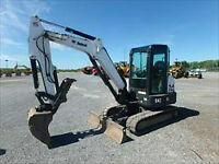 2014 Bobcat E42M Mini Excavator
