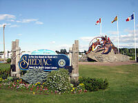 To rent Small cottage or trailer in Shediac part july and augest