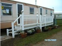 **caravan**cheap**forsale****3bedroom**clean**£3850**deposit