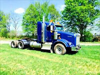 2012 Kenworth T800 Tandem Highway Tractor selling by Auction!