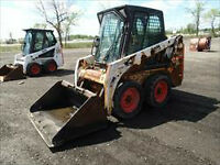 2009 Bobcat S100 Skid Steer selling by Auction!